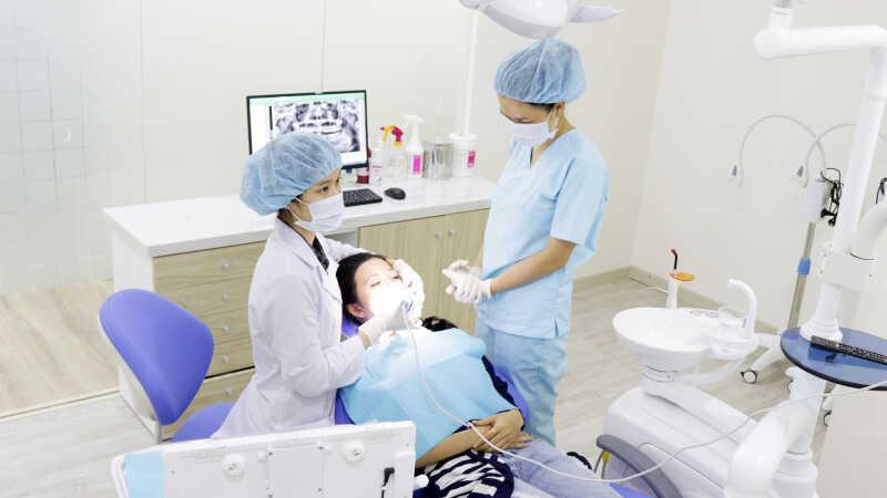 Phòng khám nha khoa ở Bắc Kạn của bác sĩ Hà Thị Lan