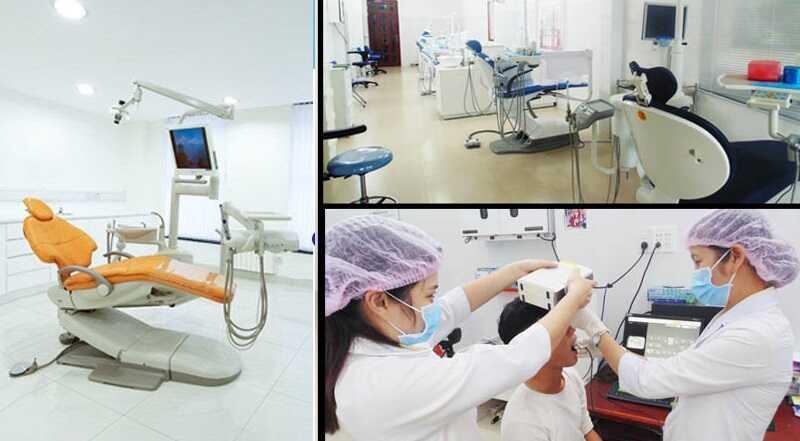 Nha khoa Sài Gòn Việt Mỹ với hệ thống trang bị hiện đại