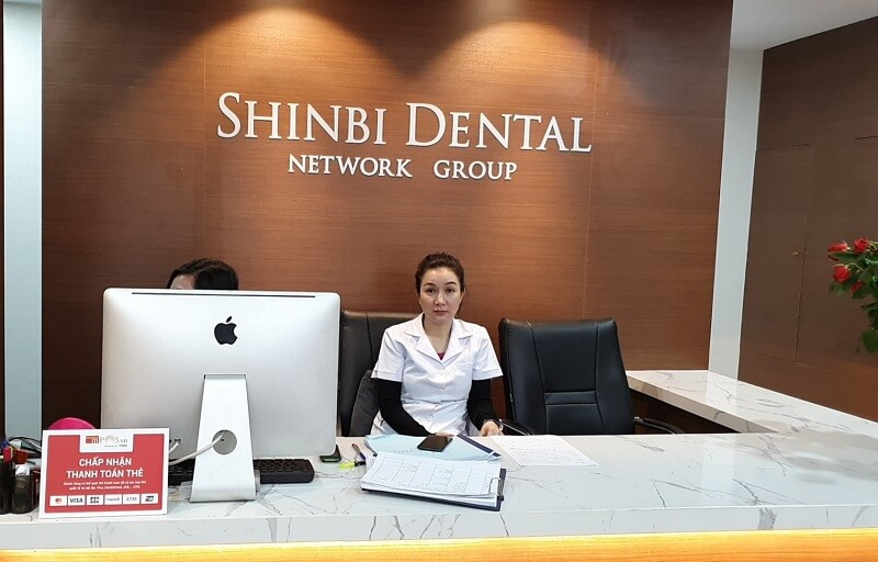 trung tâm nha khoa Shinbi cung cấp đủ các loại dịch vụ, chủ yếu là dịch vụ nha khoa điều trị và nha khoa thẩm mỹ