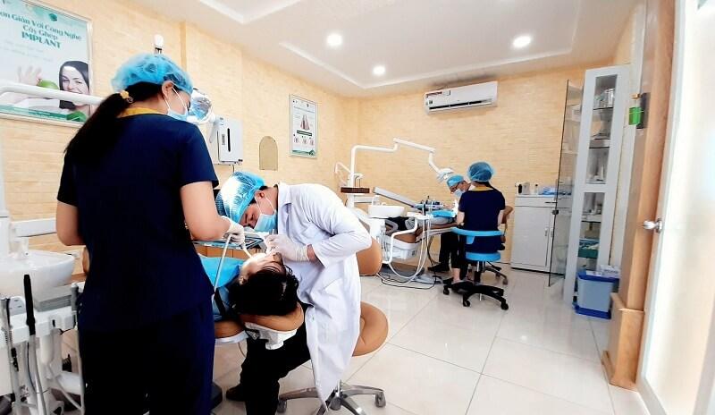 Nha khoa Việt Nha thực hiện được mọi dịch vụ từ đơn giản cho đến phức tạp nhất