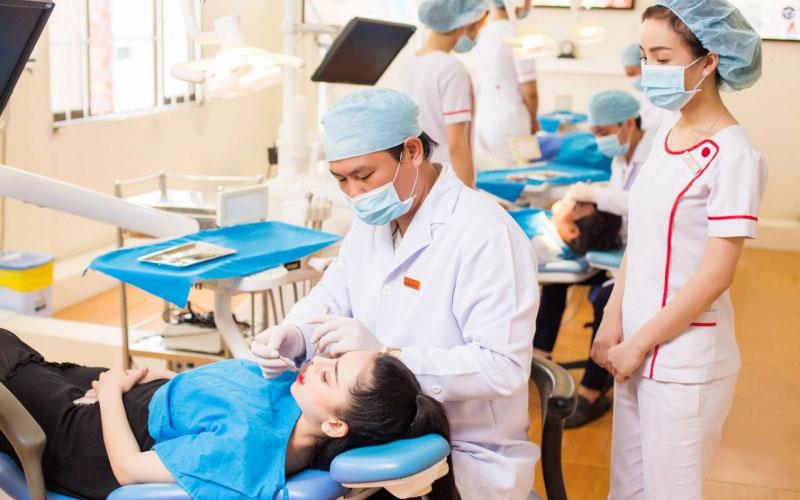 Hình ảnh tại Nha khoa Lê Văn Dương