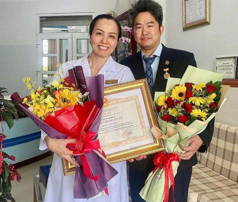 Bác sĩ của nha khoa Việt Pháp