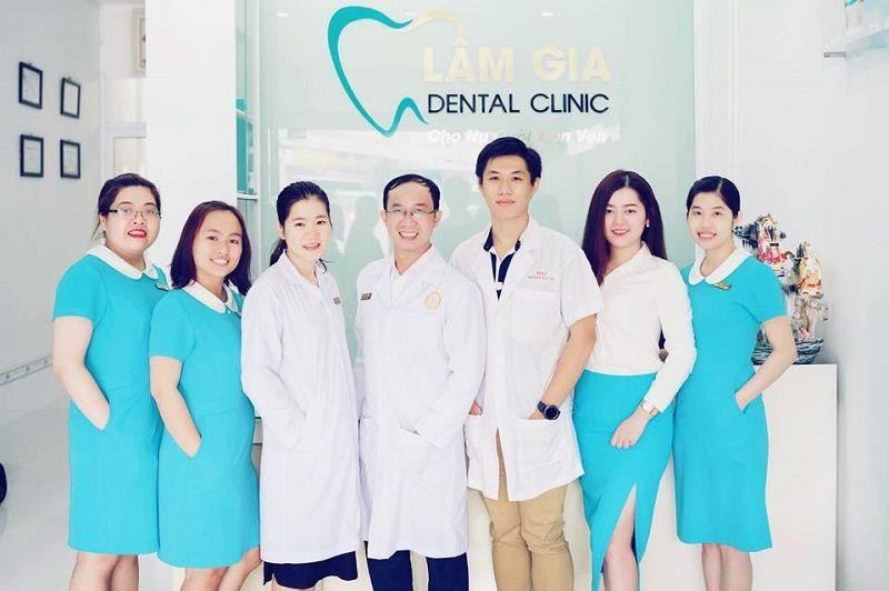 Các bác sĩ của nha khoa ở Cần Thơ Vinmecr