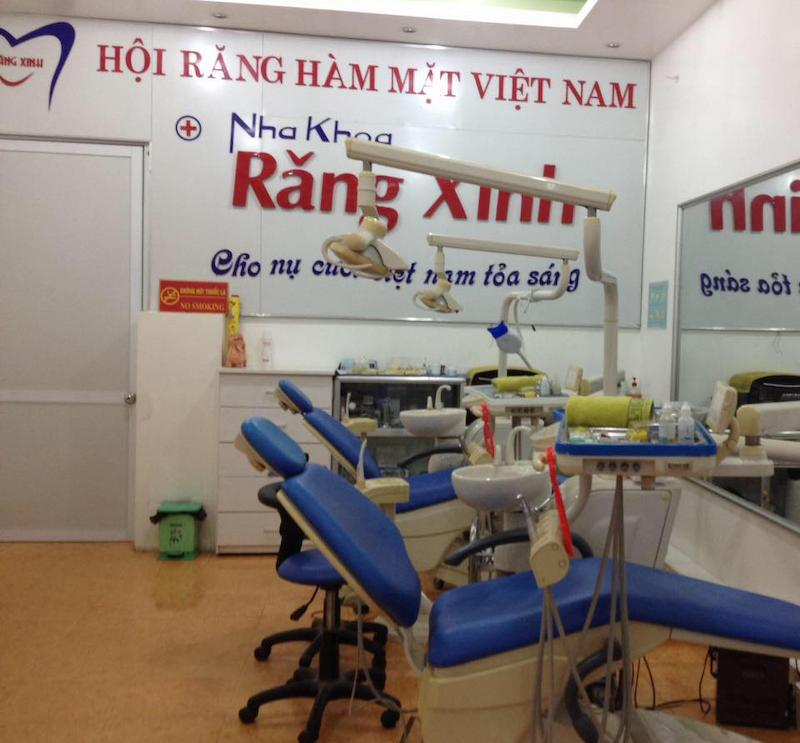 Nha khoa Răng Xinh là địa chỉ tin cậy của nhiều bệnh nhân Cao Bằng