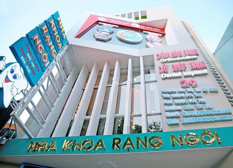 Hình ảnh nha khoa Rạng Ngời ở Đà Nẵng