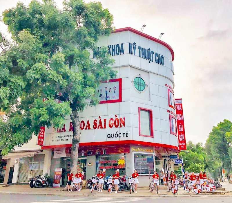 Hình ảnh nha khoa Sài Gòn Quốc Tế