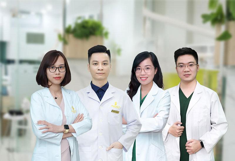 Đội ngũ y bác sĩ tại Nha khoa Sunshine