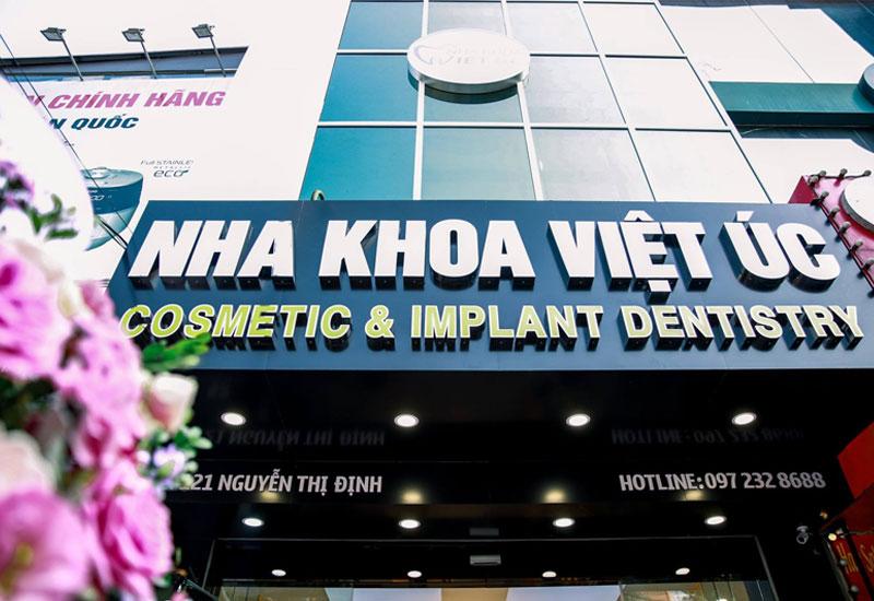 Hình ảnh Nha khoa Việt Úc