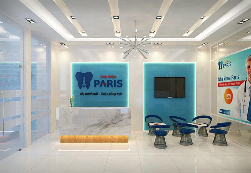 Nha khoa Paris - Địa chỉ nha khoa quận Hoàn Kiếm được nhiều người lựa chọn