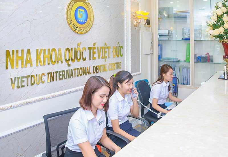 Nha khoa Quốc Tế Việt Đức - Địa chỉ Nha khoa quận Hoàn Kiếm uy tín