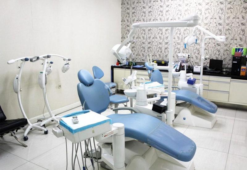 Phòng khám răng đầy đủ tiện nghi tại Nha khoa Quốc tế Á Châu