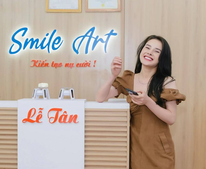Thẩm mỹ Smile Art - nha khoa quận Nam Từ Liêm được nhiều người tin tưởng