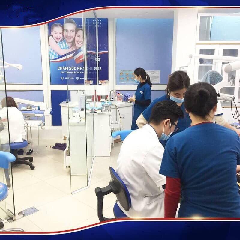 Bác sĩ tại nha khoa Paris đều là những người đã có hơn 10 năm kinh nghiệm trong lĩnh vực Răng Hàm Mặt