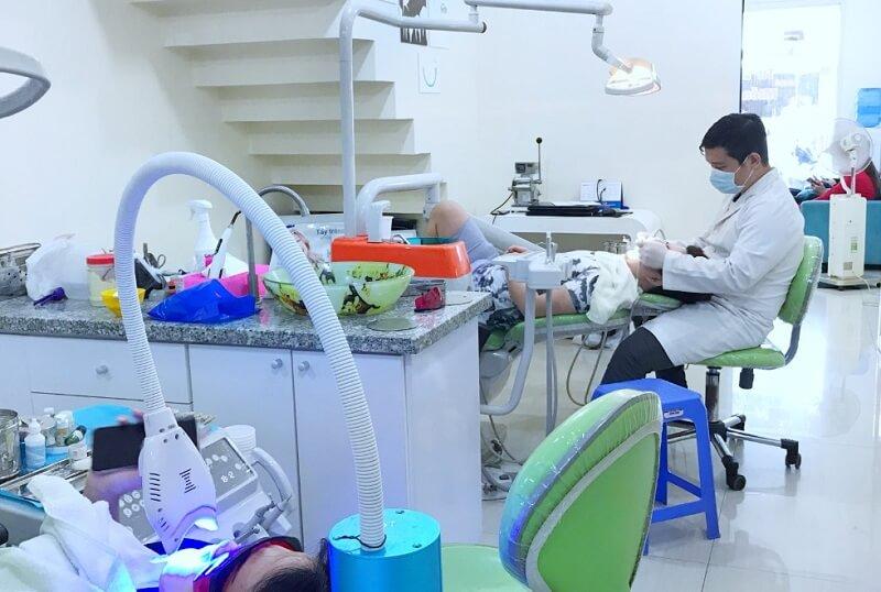 Một trong những nha khoa Quận Tân Phú có quy trình khám chữa bệnh rất chuyên nghiệp
