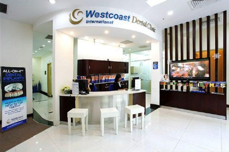 Westcoast là địa chỉ nha khoa uy tín quận Tây Hồ