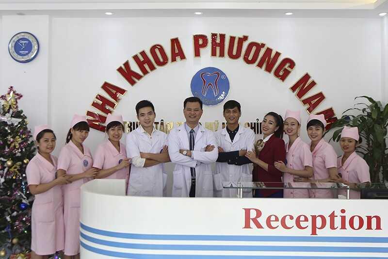 Nha khoa Phương Nam thuộc top đầu đại chỉ nha khoa Quận Thanh Xuân uy tín nhất