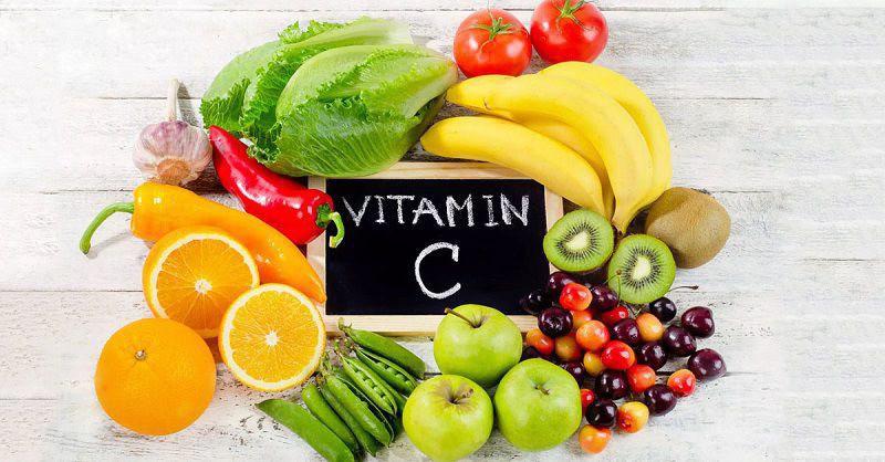 Bổ sung thêm các thực phẩm giàu vitamin C