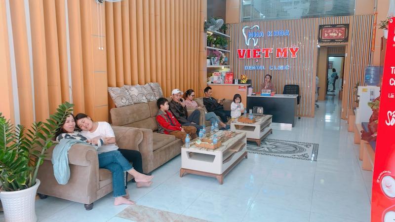 Nha khoa Việt Mỹ có rất nhiều ưu đĩa dành cho khách hàng