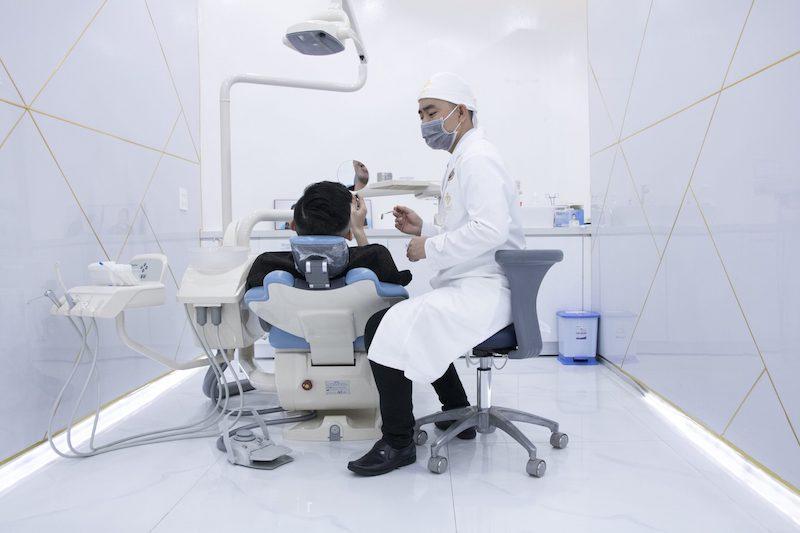 Phòng khám bác sĩ Ngọc Thụ đáp ứng được đầy đủ các dịch vụ nha khoa cơ bản
