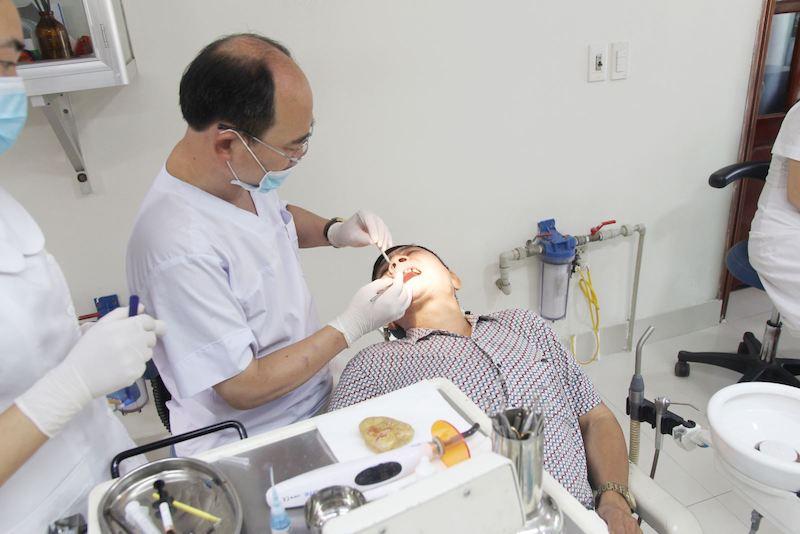 Phòng khám bác sĩ Hoàn là cơ sở uy tín trong khu vực