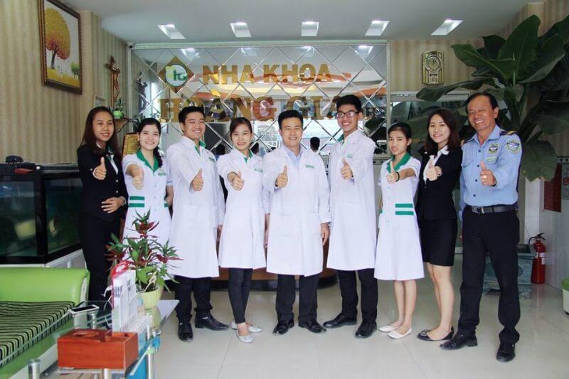 Nha khoa Hoàng gia Biên Hoà điều kiện vệ sinh môi trường tiêu chuẩn của Sở Y Tế và ADA