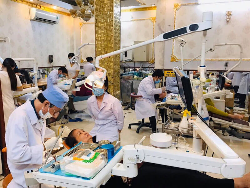 Nha khoa Nevada được xây dựng theo mô hình nha khoa quốc tế