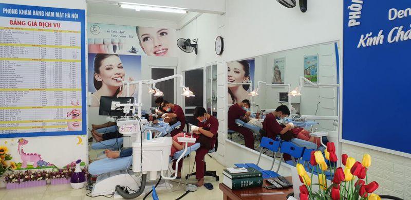 Phòng khám răng hàm mặt Hà Nội - Địa chỉ nha khoa uy tín ở Hà Giang