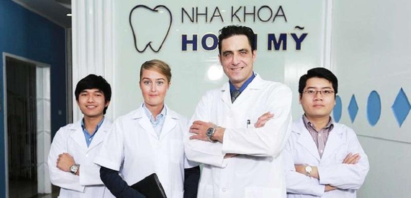 Phòng khám nha khoa Hoàn Mỹ hoạt động theo tiêu chuẩn quốc tế