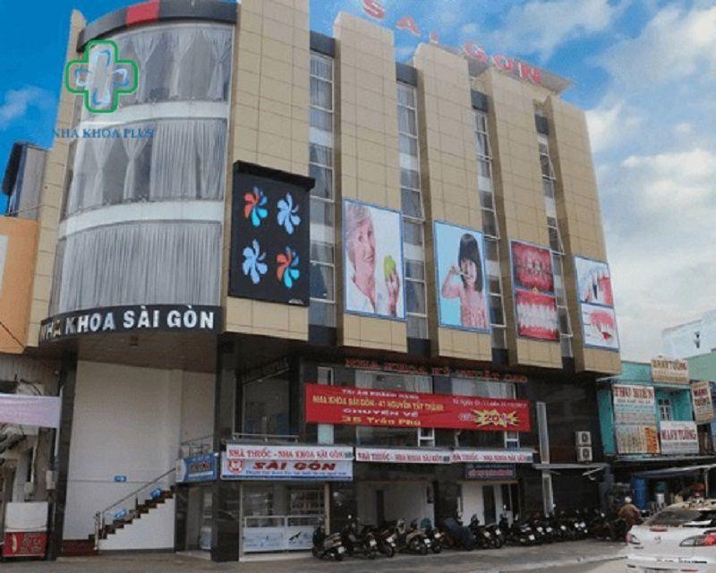 Nha khoa Sài Gòn - Địa chỉ nha khoa tin cậy ở Gia Lai