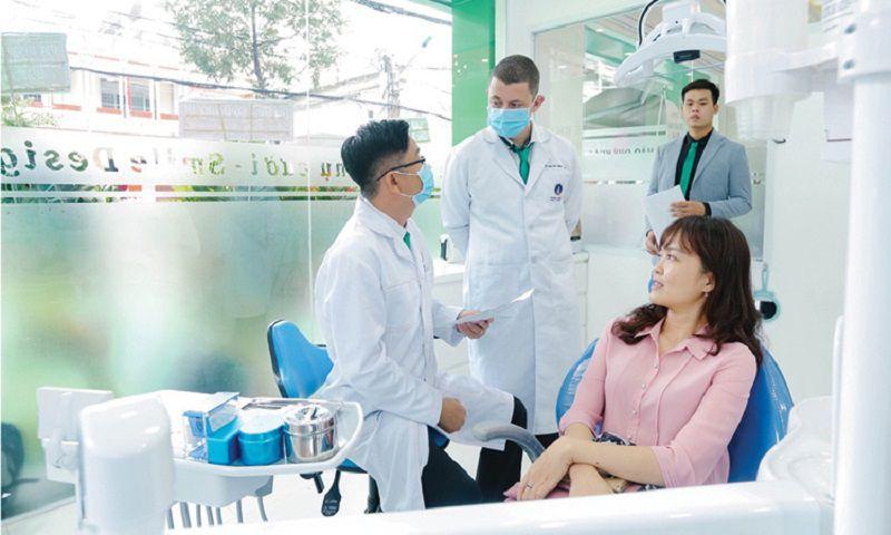 Đội ngũ y bác sĩ tại nha khoa Duy Hải luôn nhiệt tình, chu đáo