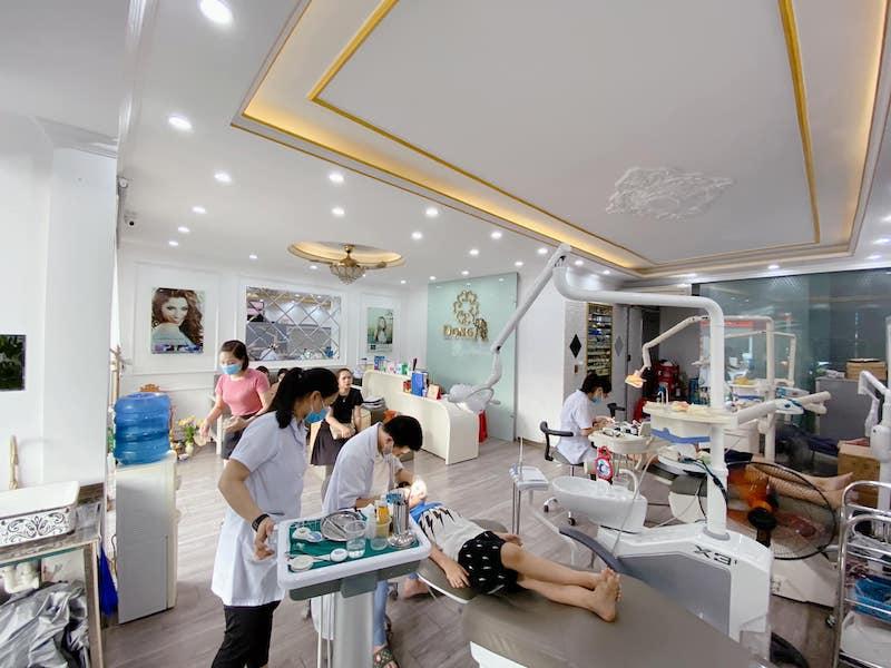 Nha khoa Đông Á định hướng phát triển là nha khoa thẩm mỹ chất lượng cao