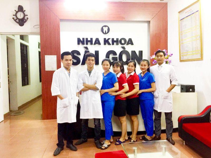 Nha khoa Sài Gòn Kỳ Anh là cơ sở chất lượng cao và mức giá hợp lý cho mọi đối tượng