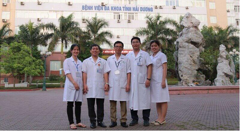 Khoa RHM bệnh viện đa khoa tỉnh được thành lập từ năm 2013, trực thuộc Bộ Y tế
