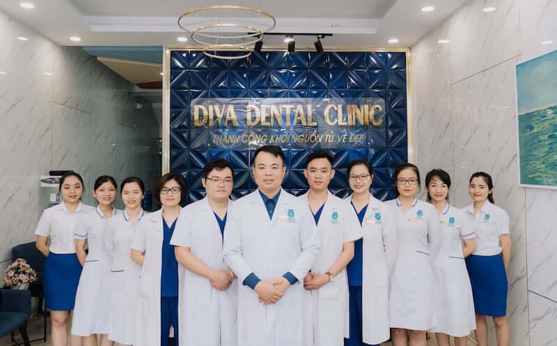 Nha khoa Diva có đội ngũ chuyên gia chất lượng cao và nổi tiếng trong lĩnh vực