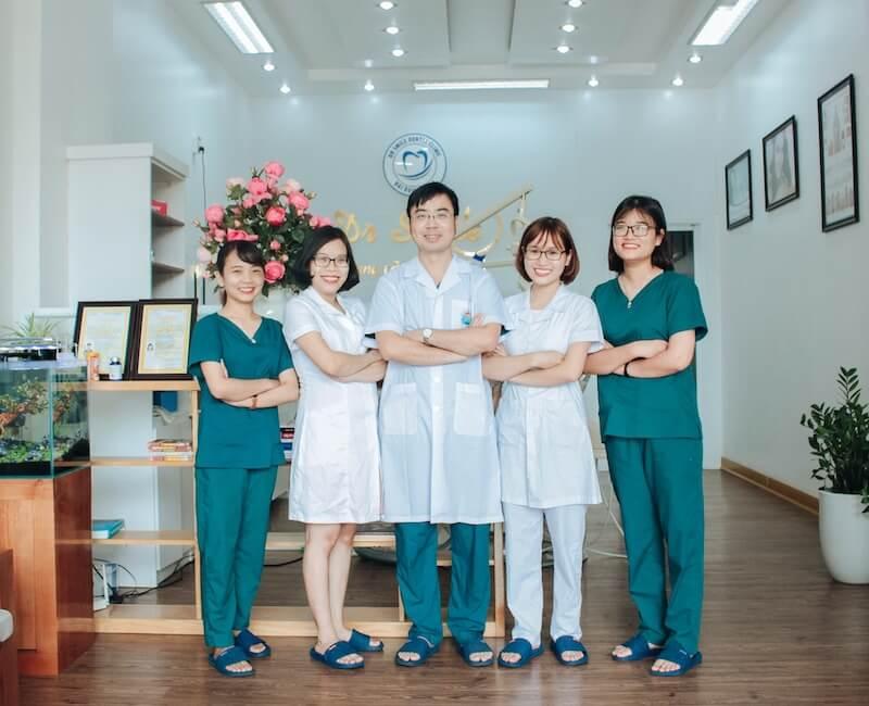 Nha khoa Dr Smile có cơ sở hạ tầng quy mô lớn, phòng ốc đảm bảo vô trùng tuyệt đối