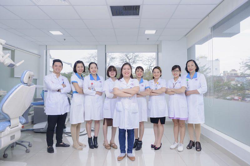 Khoa RHM bệnh viện đa khoa quốc tế Hải Phòng đa dạng dịch vụ chăm sóc răng miệng