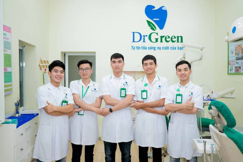 Nha khoa Dr Green có bảng giá dịch vụ cạnh tranh trên thị trường