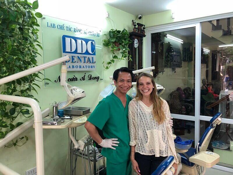 Nha khoa DDC Dental có nhiều công nghệ nha khoa tân tiến