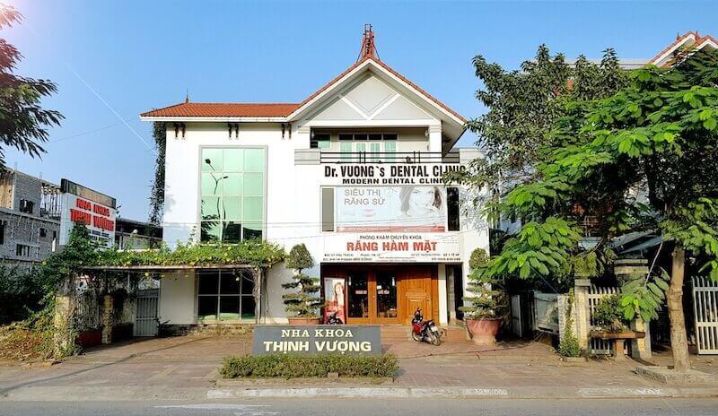 Nha khoa Thịnh Vượng là một cơ sở có vốn đầu tư nước ngoài