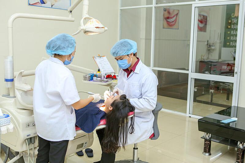 Phòng khám Răng Hàm Mặt của bác sĩ Đỗ Thị Ánh Tuyết đáp ứng được đa dạng dịch vụ