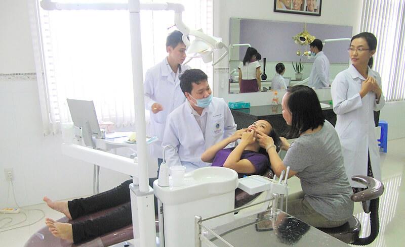 Phòng khám bác sĩ Trường Thành Tăng có trang thiết bị hiện đại