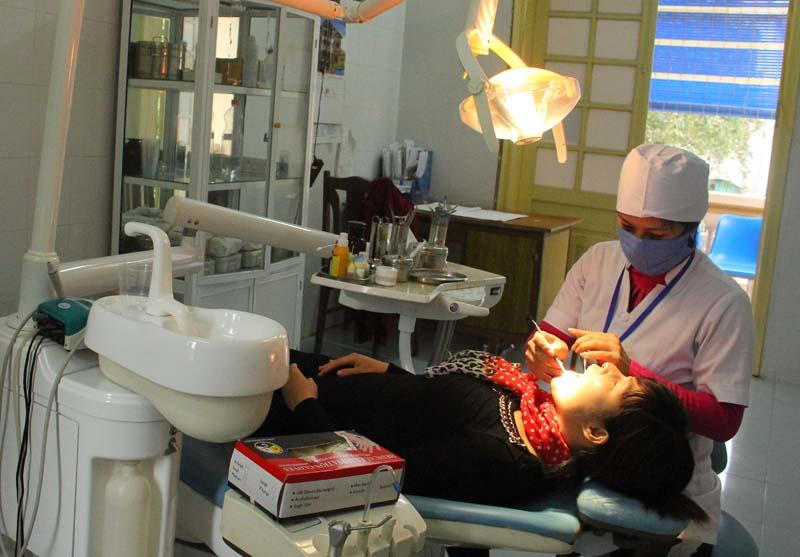 Phòng khám Răng Hàm Mặt Vũ Kế là một cơ sở nha khoa có tiếng ở Hòa Bình