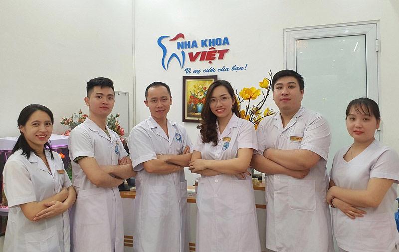 Đội ngũ bác sĩ nhiệt tình tại đây sẽ mang đến dịch vụ nha khoa tốt nhất
